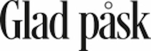 1659-Gummistämpel Glad Påsk minis