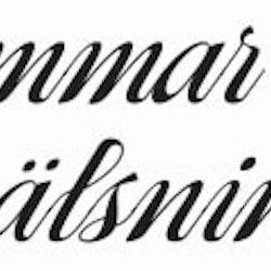 886-Gummistämpel Minis Sommar hälsningar
