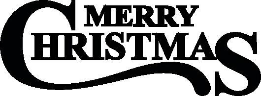 2002 - Gummistämpel Merry christmas