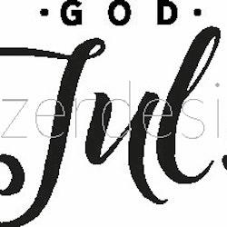 2485 - Stämpel God Jul