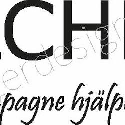 8126-Stämpel LCHF...