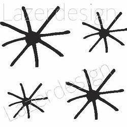 1178 stämpel Spindlar