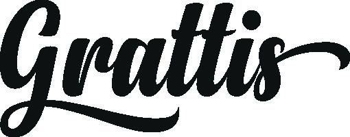 443-stämpel Grattis