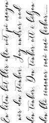 2648-Stämpel Bakgrundstext