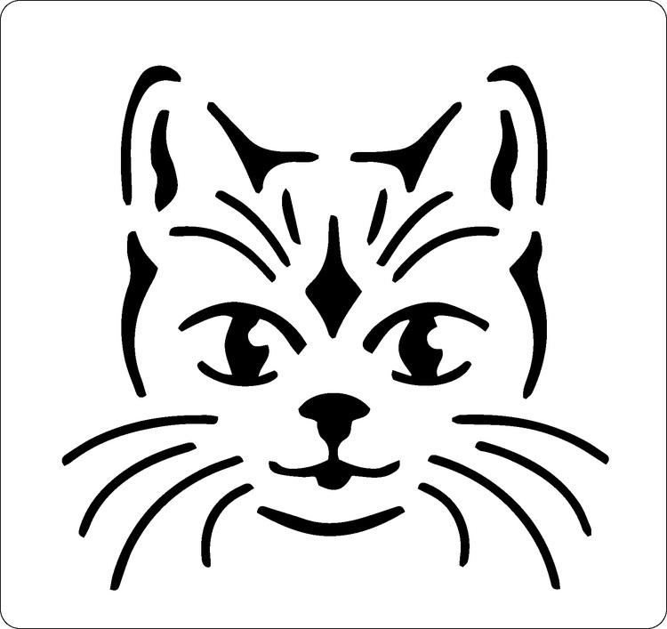 3215 - Stencil Katt