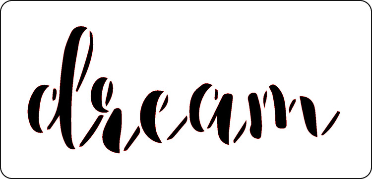 3285 - Stencil  Dream