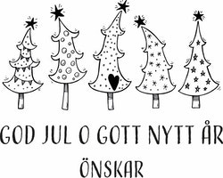 24151 - God Jul träd