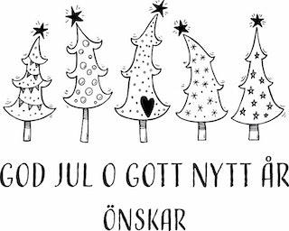 24151 - God Jul träd