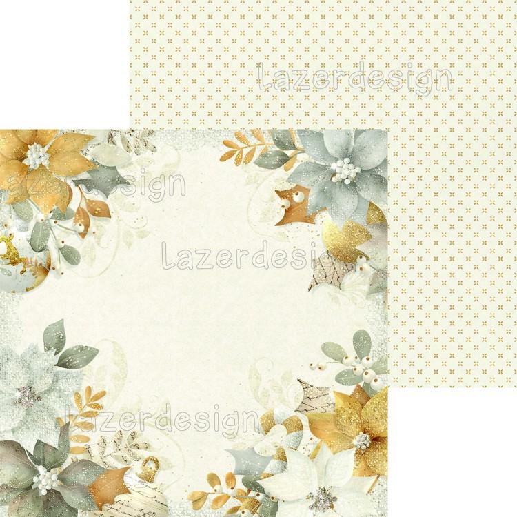 LD-117 Papper Gnistrande Jul