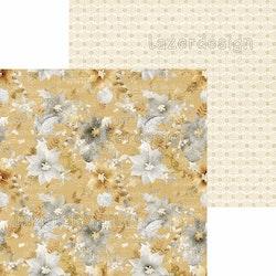 LD-114 Papper Gnistrande Jul