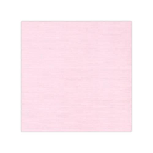 582015 Cardstock Linnestruktur ljus rosa