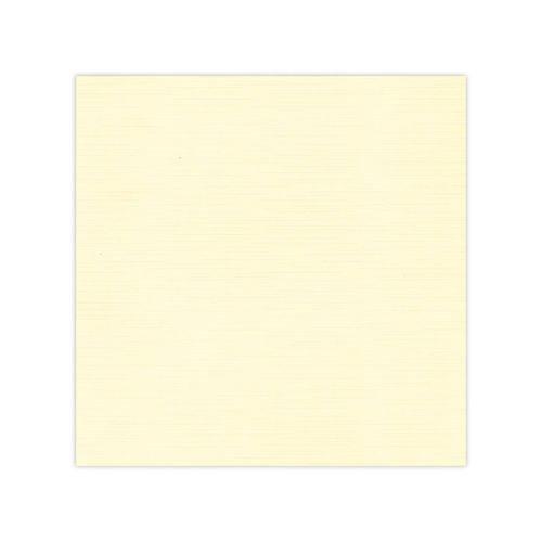582002-10 st Cardstock Linen Cream