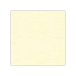 582002 Cardstock Linnestruktur Cream