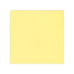 582004 Cardstock Linnestruktur Gul
