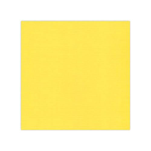 582006 Cardstock Linnestruktur Bright Yellow
