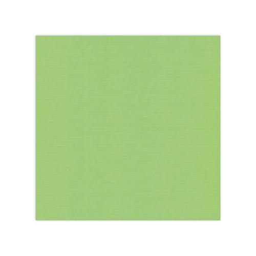 582021 Cardstock Linnestruktur Vår grön
