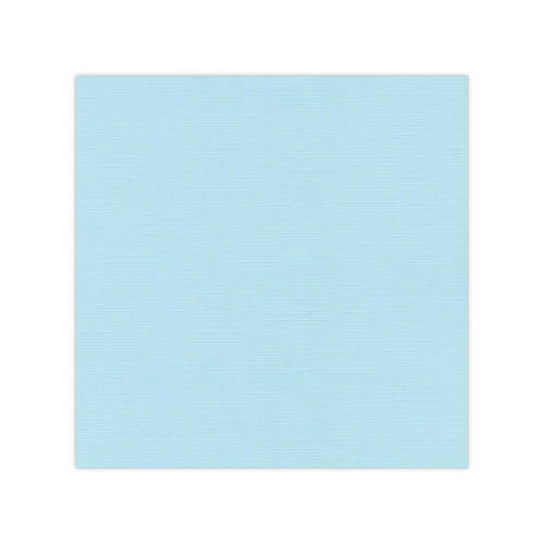 582027 Cardstock Linnestruktur Baby blue