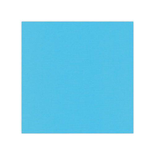 582029 Cardstock Linnestruktur Himmelsblå