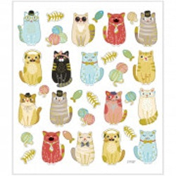 29084 Stickers Katter