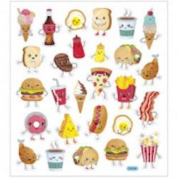 29079 Stickers  Snabbmat