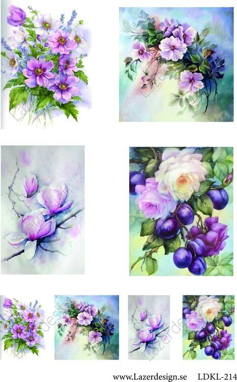 LDKL-214 Klippark  blommor