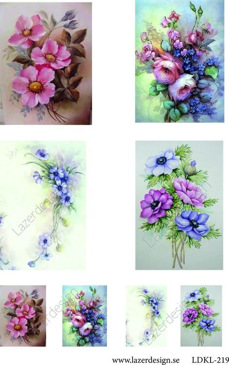 LDKL-219 Klippark  Blommor