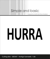 SBD047 Dies - HURRA