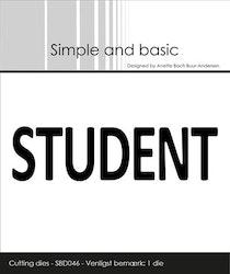 SBD046 Dies - STUDENT