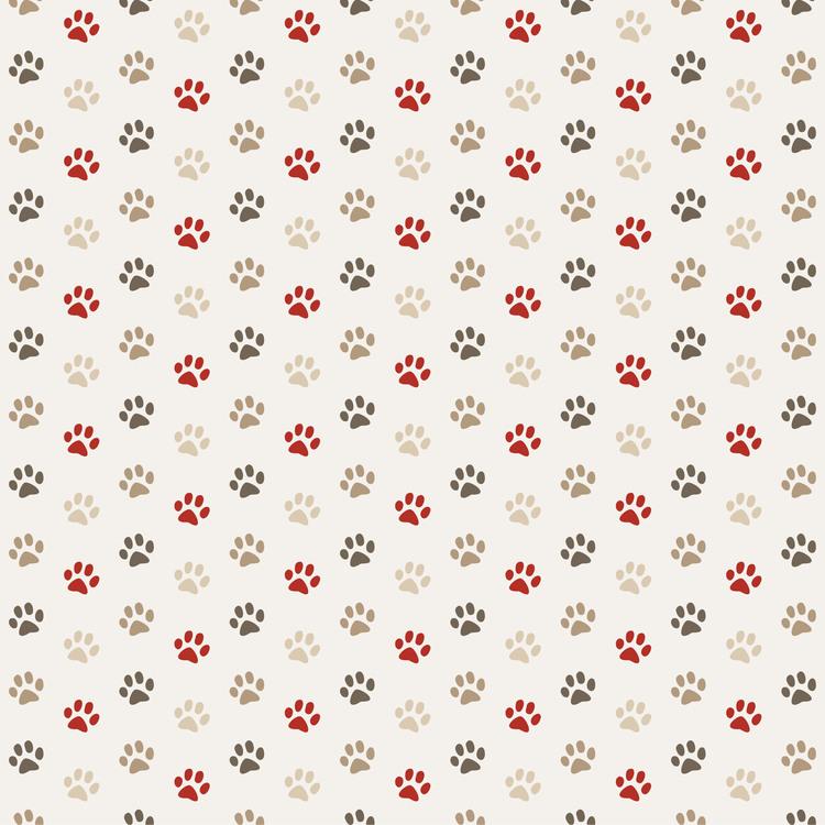 LDBS-12 Pappersblock Älskade hund