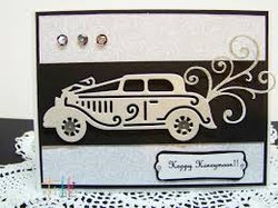 TUTTI-296 DIES wedding Car