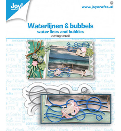 6002-1477 Dies Water lines and bubbles