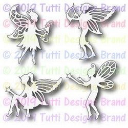 TUTTI-553 Mini fairies set