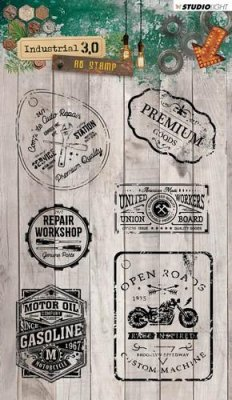 STAMPIN318 Industrial