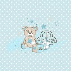 BABY-15 Baby blå