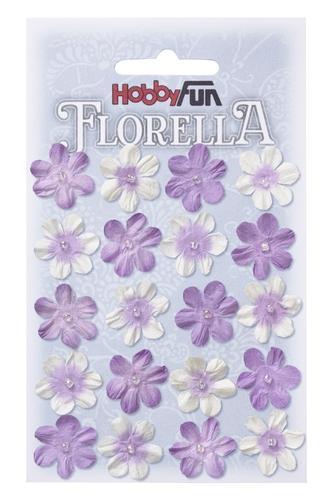 3866033- Florella lavendel 2 cm