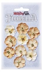3866018- Florella beige 2,5 cm