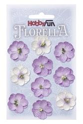 3866043- Florella lavendel 2,5 cm