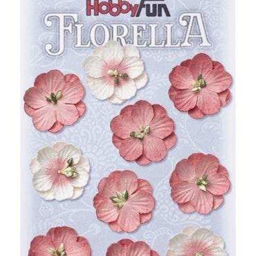 3866042- Florella hortensia 2,5 cm
