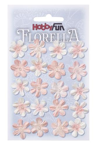 3866031- Florella rosa 2 cm
