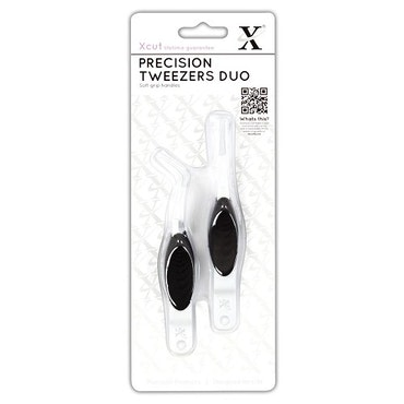 268101- Precision Tweezers Duo