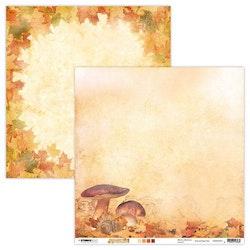 SCRAPWA91 Pappersark  Wonderful Autumn