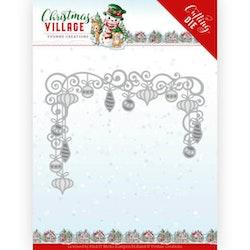 YCD10211 Dies Christmas Baubles