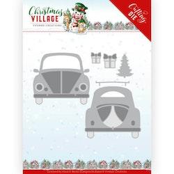 YCD10207 Dies Christmas Car