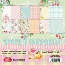 CPS-30 Sweet Dessert  block 30,5 x 30,5 cm