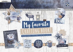 STANSBLOKSL95  Snovy Afternoon crafting Book
