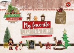 STANSBLOKSL96  Traditional Christmas crafting Book
