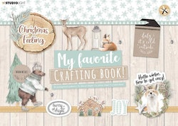 STANSBLOKSL98  Traditional Christmas Feeling Crafting Book