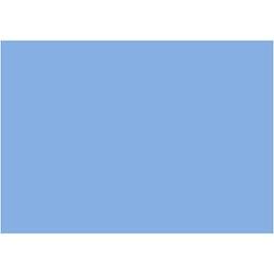 79039 Mossgummi  Foam 2 mm Ljus Blå