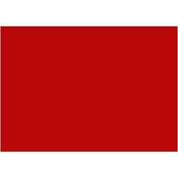 79044 Mossgummi  Foam 2 mm Röd