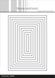 SBD076 Dies Rektangel